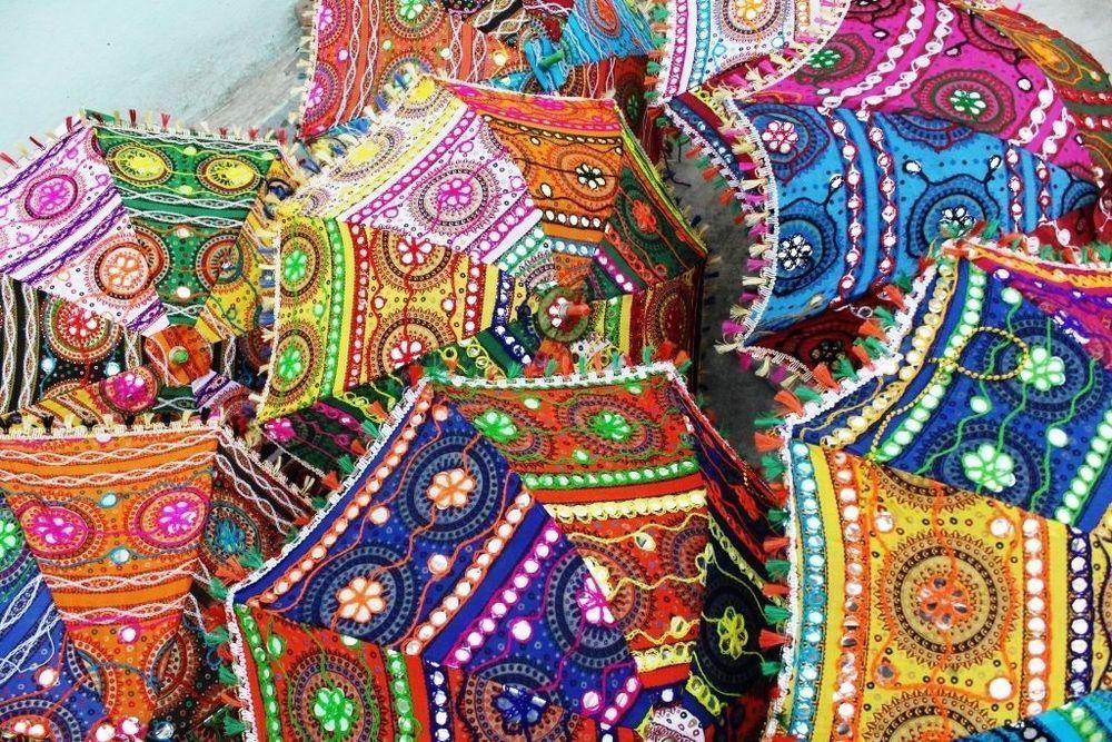 0f5dbb3800154 Chic Handmade Cotton Lace Parasol Sun Shade Umbrella Party Wedding Bridal  Decor #Unbranded #Parasol
