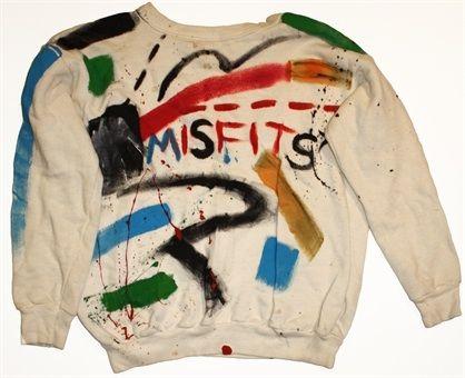 , yazzyshakur: Basquiat misfits sweatshirt...