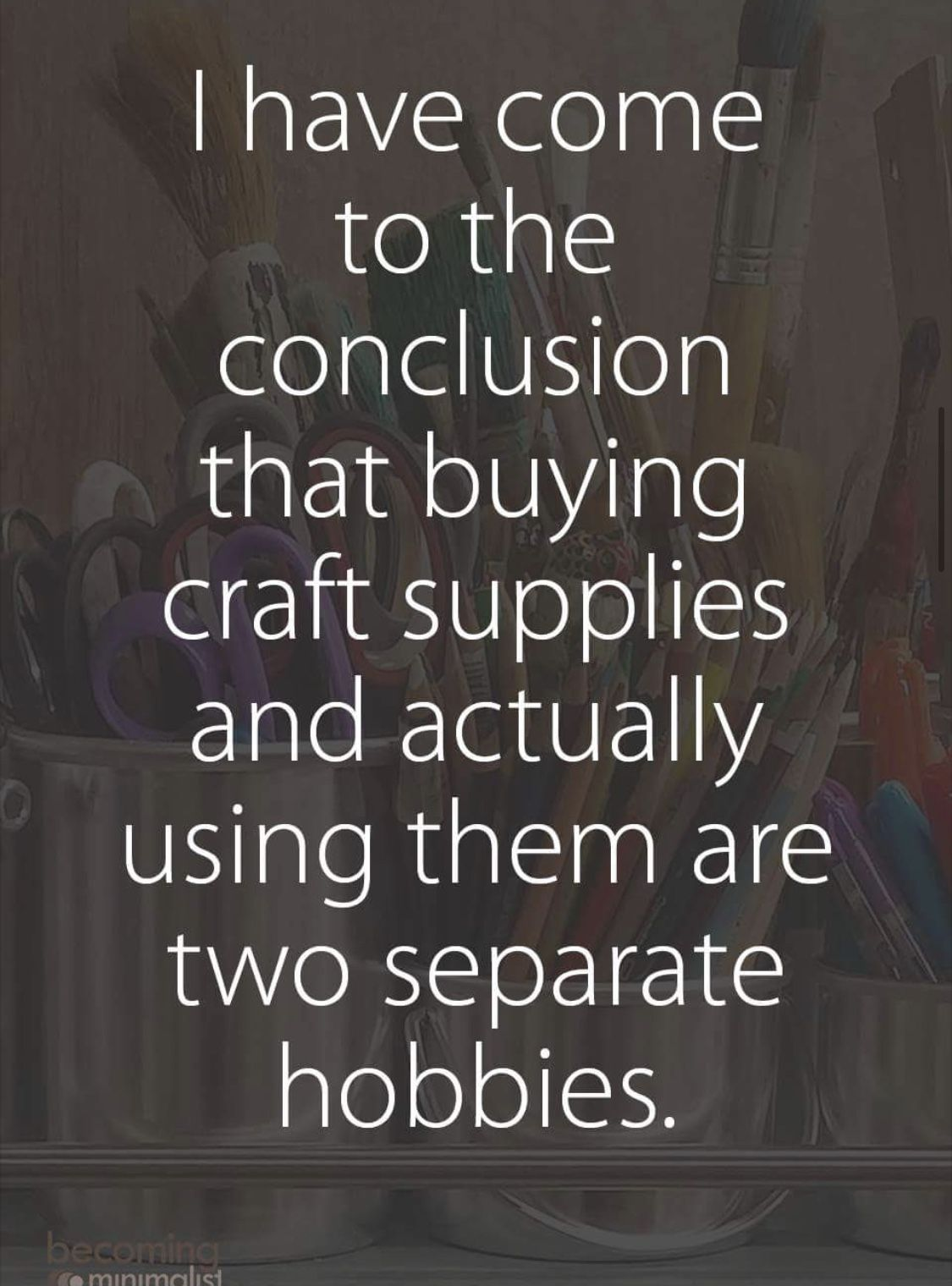 Funny Crafting Quote Funny Quotes Quotes Craft Quotes