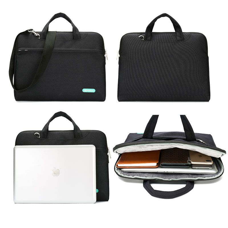 Felt Laptop Sleeve Business Bag with Charger Bag for Dell XPS//Precision 15.6/'/'