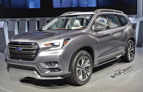 2020 Subaru Ascent Rumors Changes