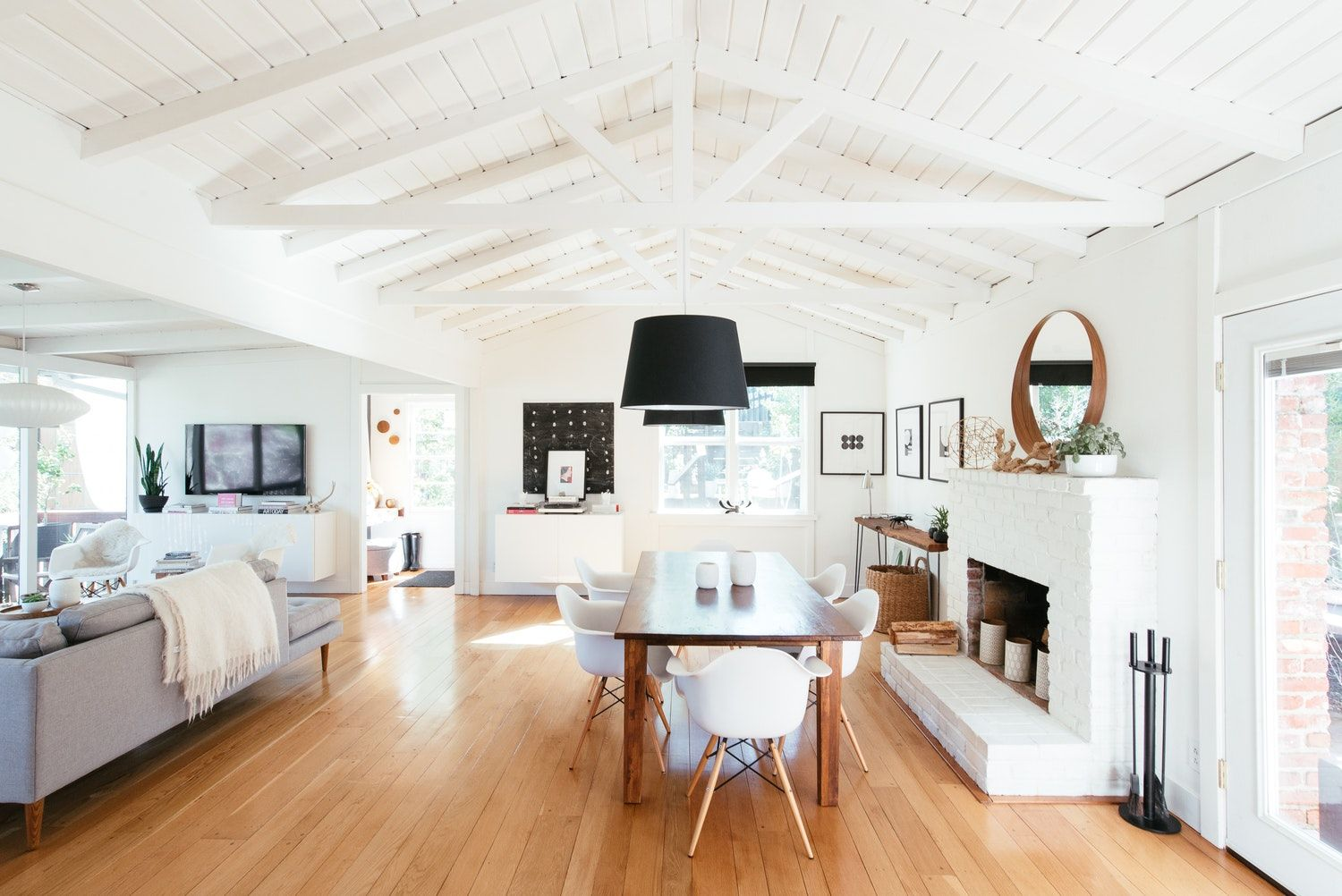 Tour a Simple, Scandinavian-Inspired California Home   Clever diy ...