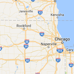 List And Map Of The Top 25 Wealthiest Zip Codes In Illinois Work
