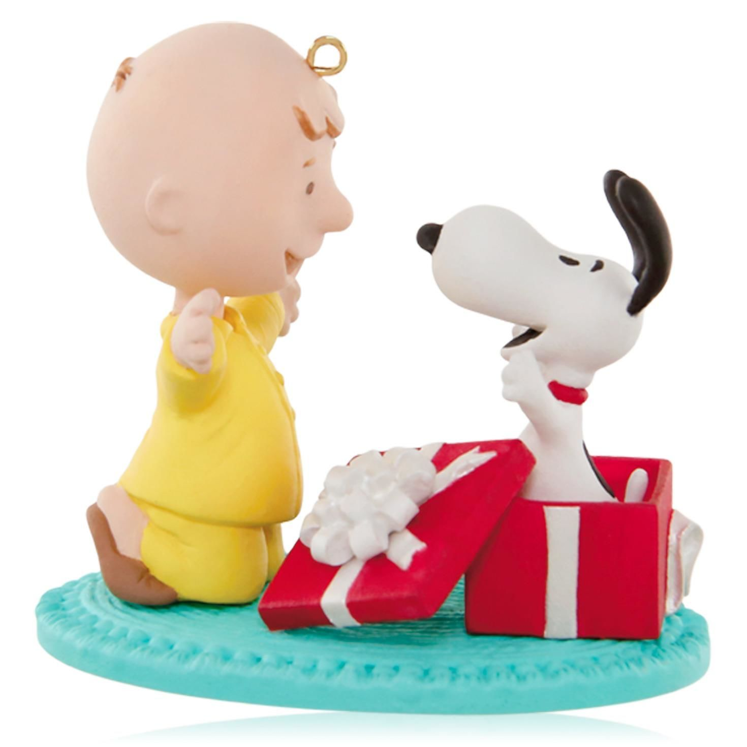 Hallmark 2015 Peanuts® A Snoopy for Christmas Ornament | ornaments ...
