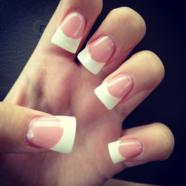 Perfect Fan Nails Def Getting My Done This Week