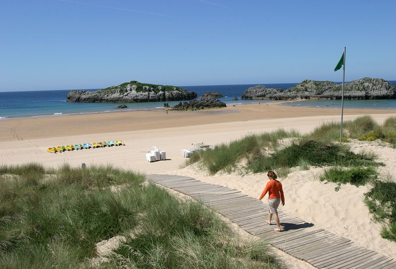 Playas de Noja  #Cantabria #Spain