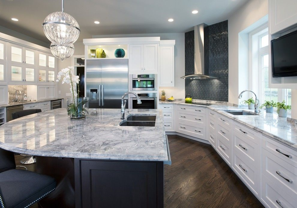 Best Image Result For Cloudy White Granite Kitchen Granite 400 x 300