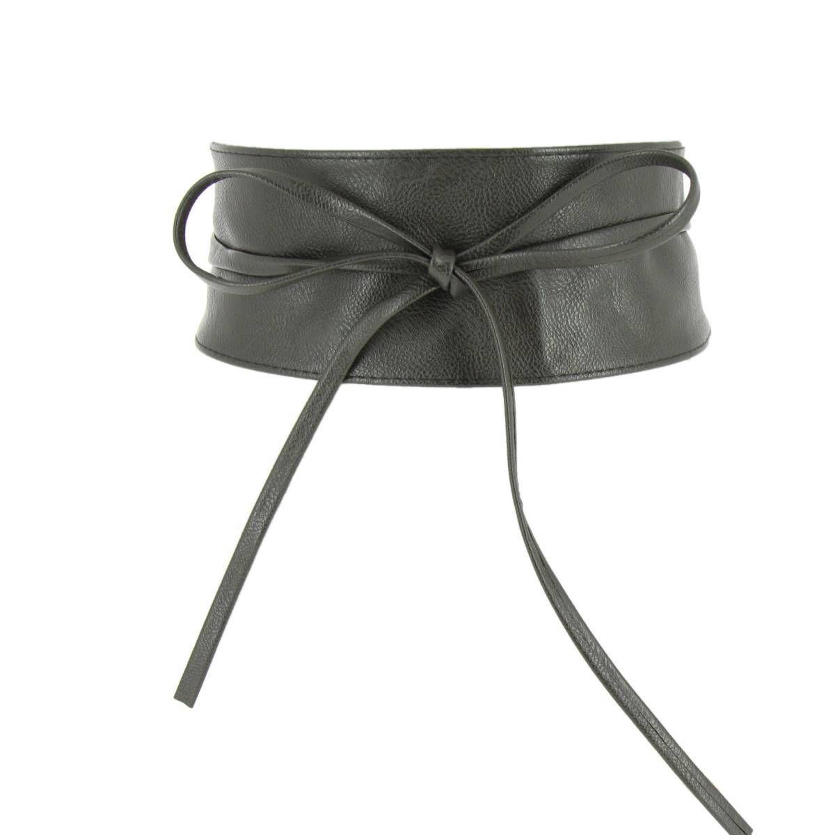 Mica Obi Fake Leather Belt en 2018   Accessoires   Leather belts ... 944fcdbd3cb