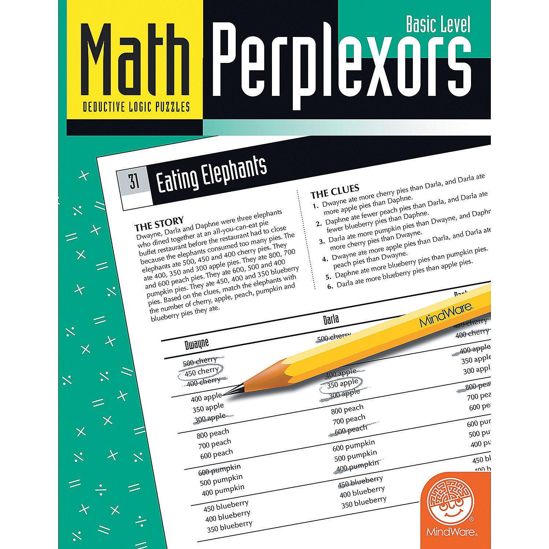 Math Perplexors Basic Level