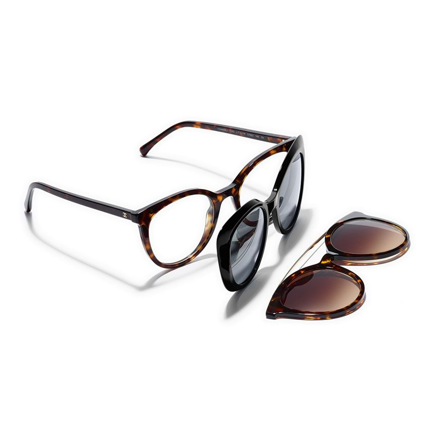 8e5569a9f2 Clip on Summer Sunglasses - Chanel