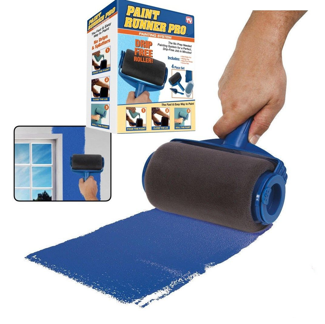 Paint Runner Pro Reviews Paint Runner See On Tv Fabric Paint