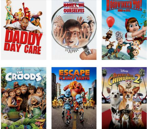 Funny Kid Appropriate Movies On Netflix