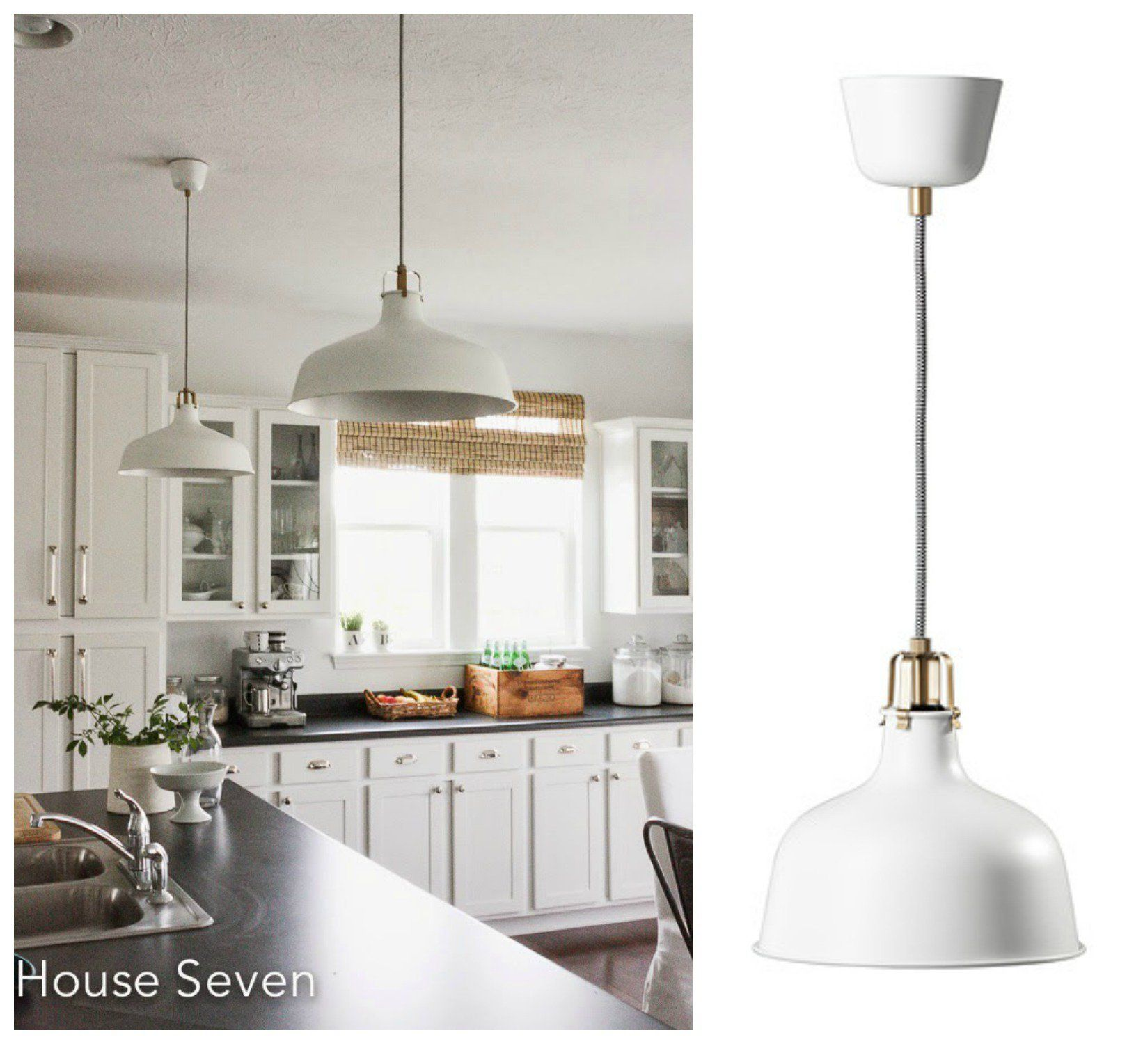 RANARPpendantlightfromikea Kitchen Dining Room Pinterest - Kitchen pendant lighting ikea