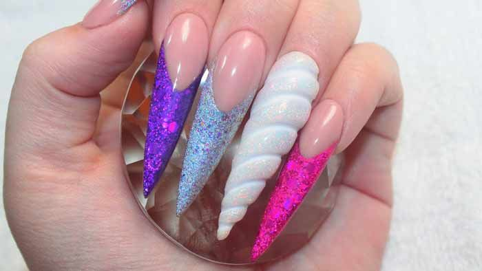 How Do You Remove Acrylic Nails At Home Without Acetone With Hot Water With Nail Polish Remover Acrylic Nails At Home Remove Acrylic Nails Gel Nail Removal