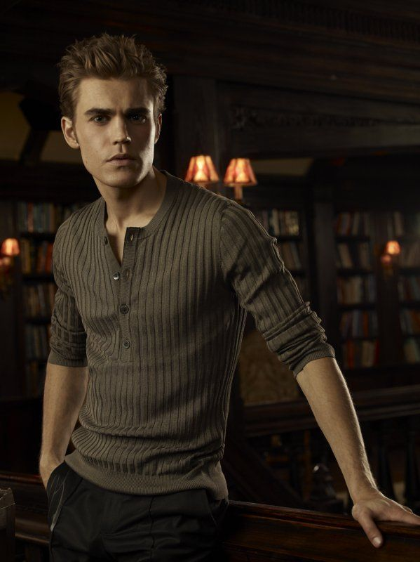 A Tribute To Stefan Salvatore The Vampire With A Heart Of Gold Vampire Diaries Vampire Diaries Stefan Paul Wesley Vampire Diaries