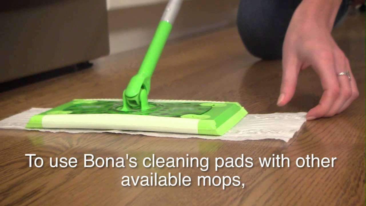 Bona Hardwood Floor Wet Cleaning Pads at Bed Bath & Beyond