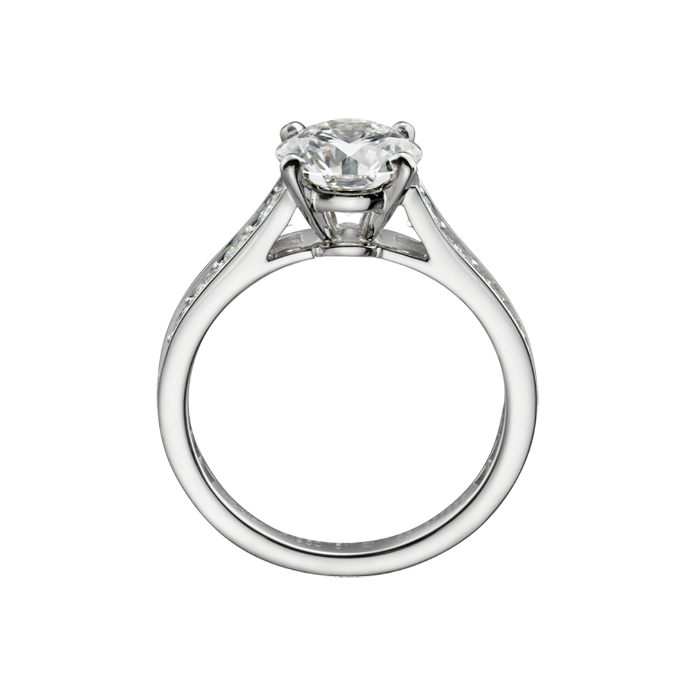 Engagement Rings Clic Collection Including Wedding Bands From Cartier