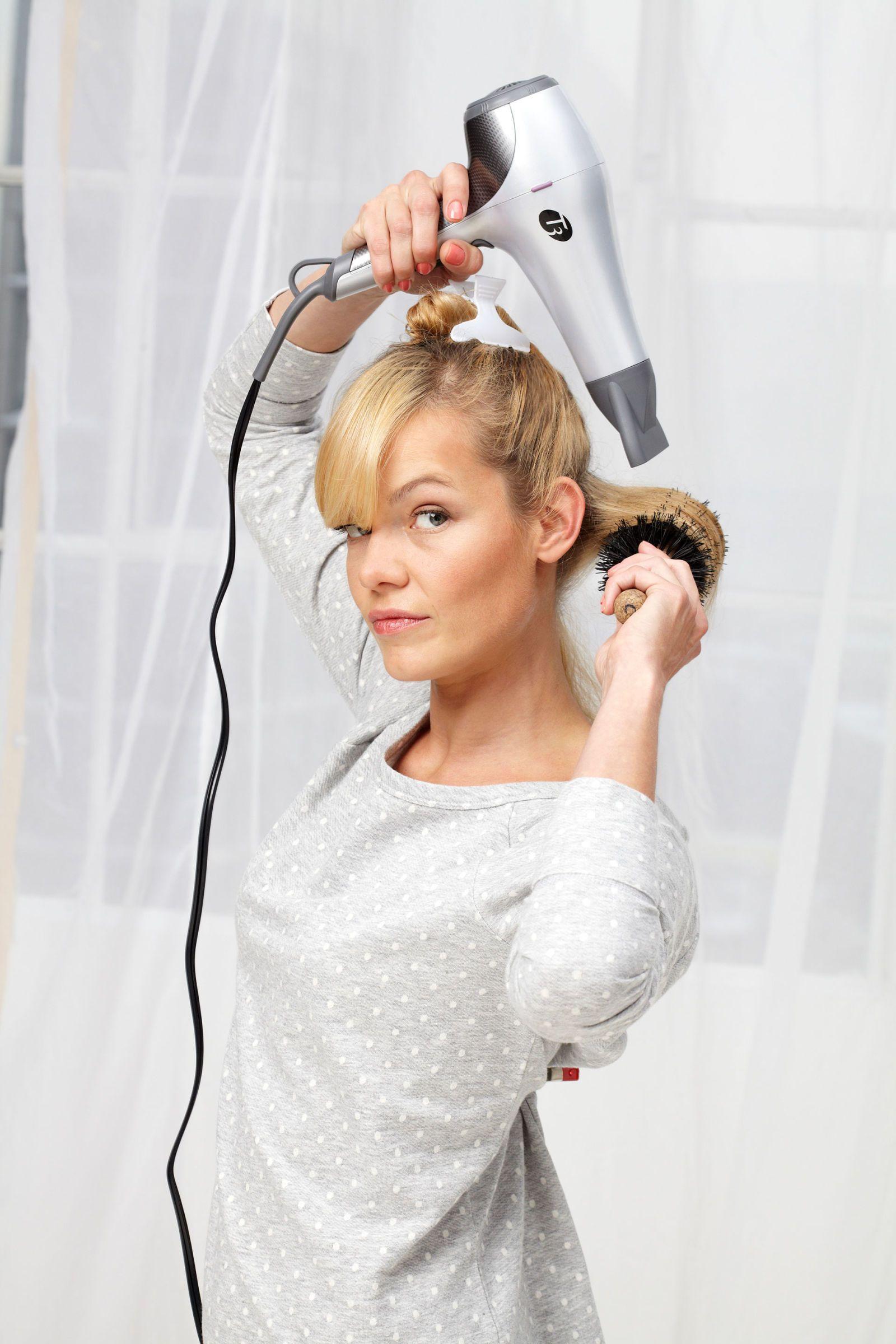 46+ Blow dry hairstyles short hair ideas