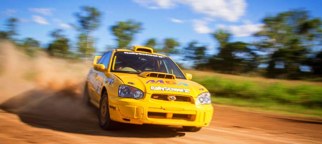 Brisbane Rally Car Hot Lap OR XLR8 pack https//www
