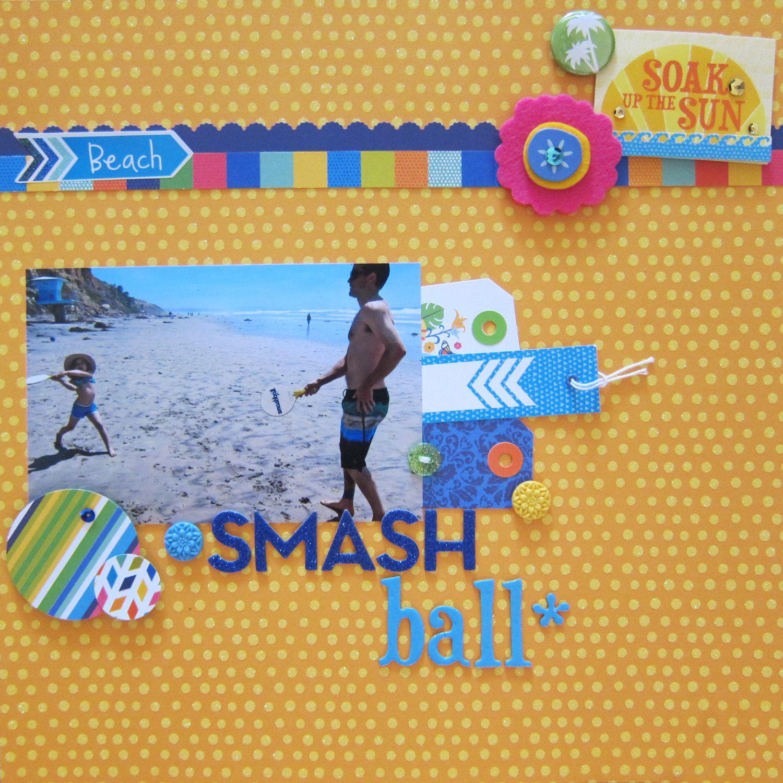 Smashball - Scrapbook.com | scrap | Pinterest | Scrapbook ...