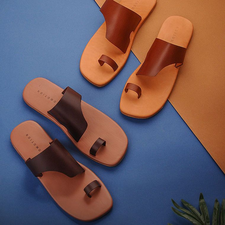 Buy Dapper Diaries Handcrafted Leather Shoes Sandals And Flats