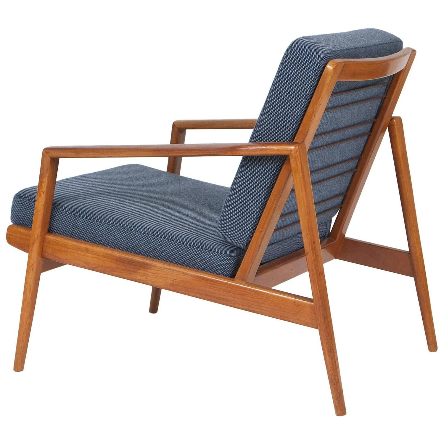 Teak Chair Scandinavian Mid Century Modern Design 1960s From A Unique Collection Of Ant Scandinavian Furniture Design Teak Chairs Scandinavian Lounge Chair
