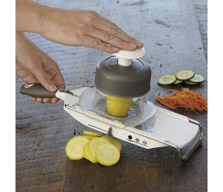 Progressive Pl8 Gourmet Slicer And Mandoline