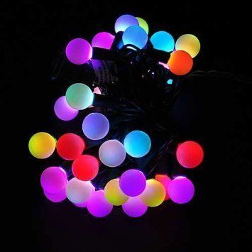 Merry  Bright Holiday LED Lights Colour changing lights, Bright