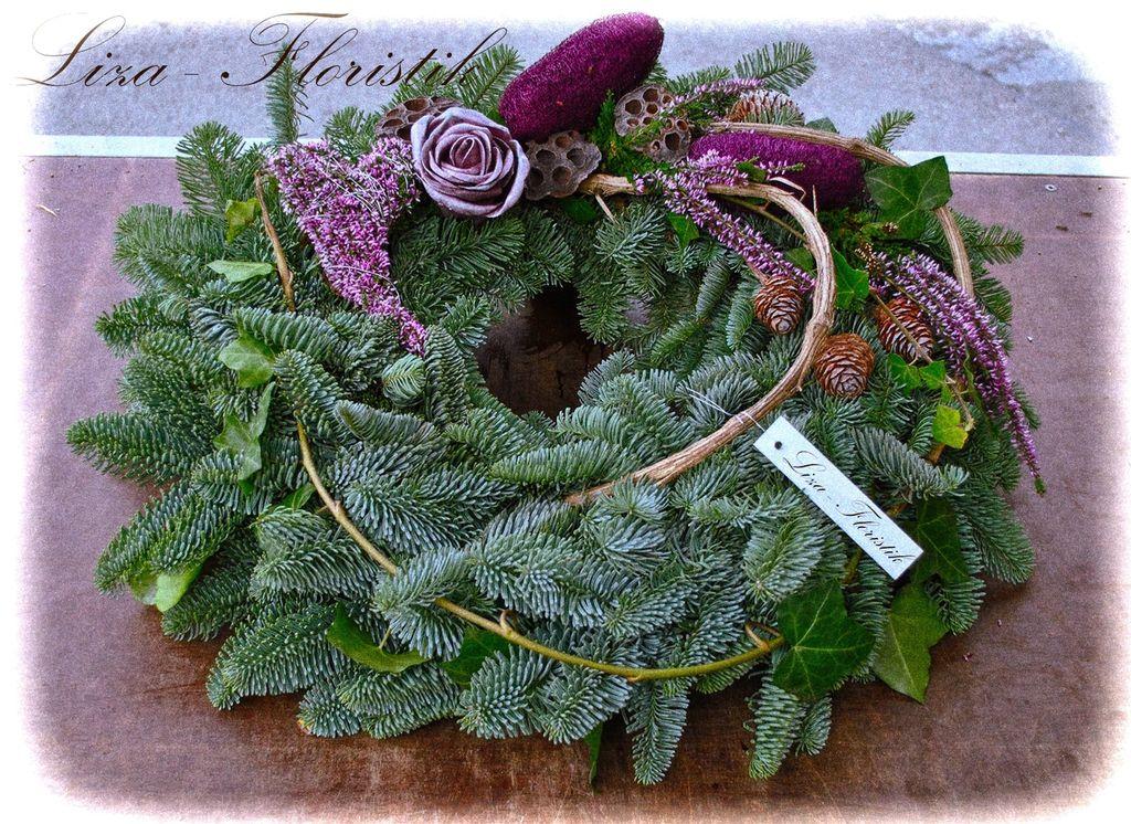 Allerheiligen gestecke liza floristik wianki pinterest for Floristik allerheiligen