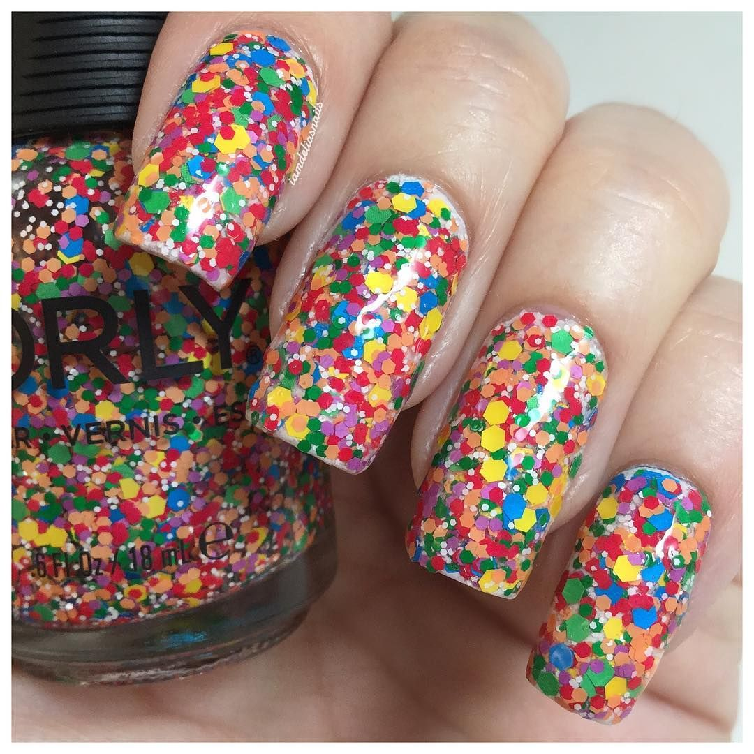 Orly Turn It Up | Nailed It! Colors | Pinterest