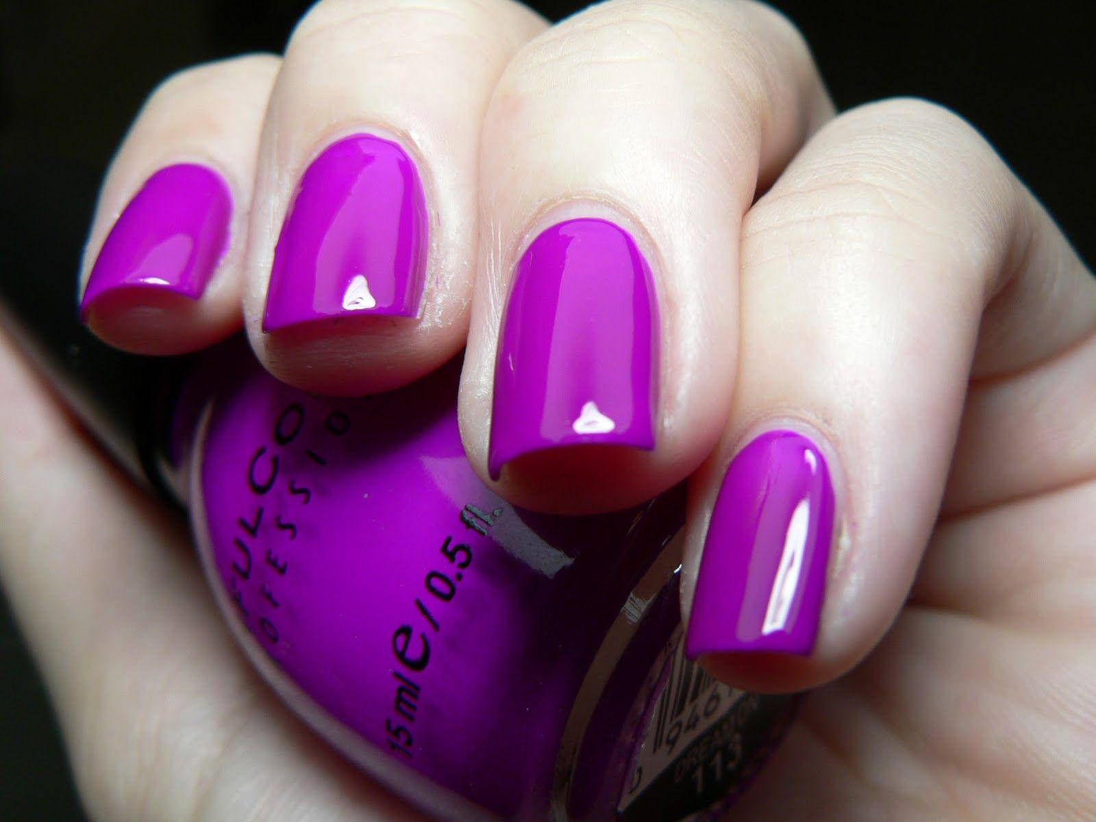 Están De Moradas! | Nails | Pinterest | Lilas, Esmalte y Uña decoradas