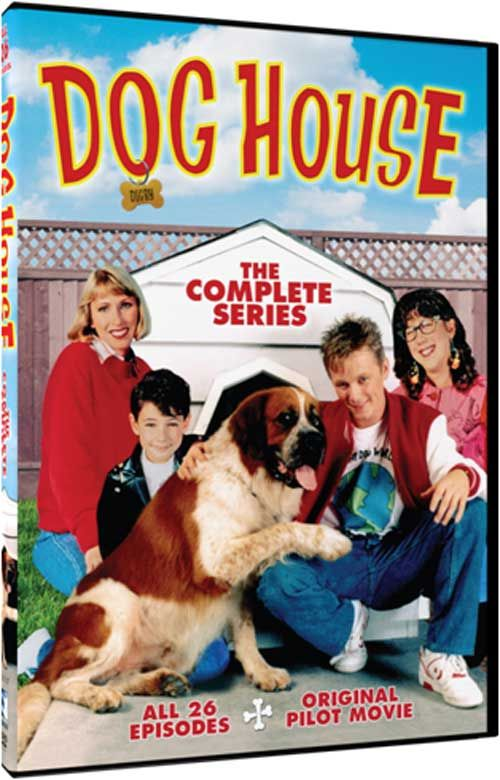 Dog House The 1990 Canadian Sitcom S Complete Series On Dvd