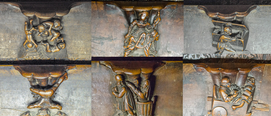 Diseños Sillería Baja Del Coro De La Catedral De Toledo Rodrigo Alemán 1489 1495 Escultura Disenos De Unas Catedral
