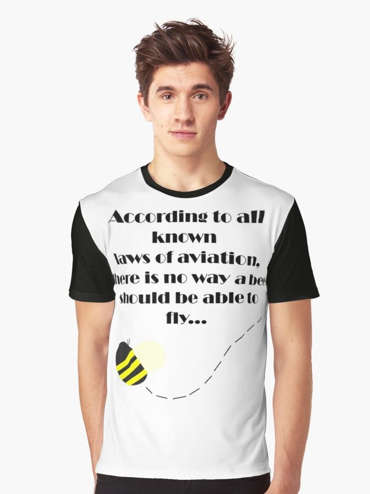 hipster style Bee Movie first line