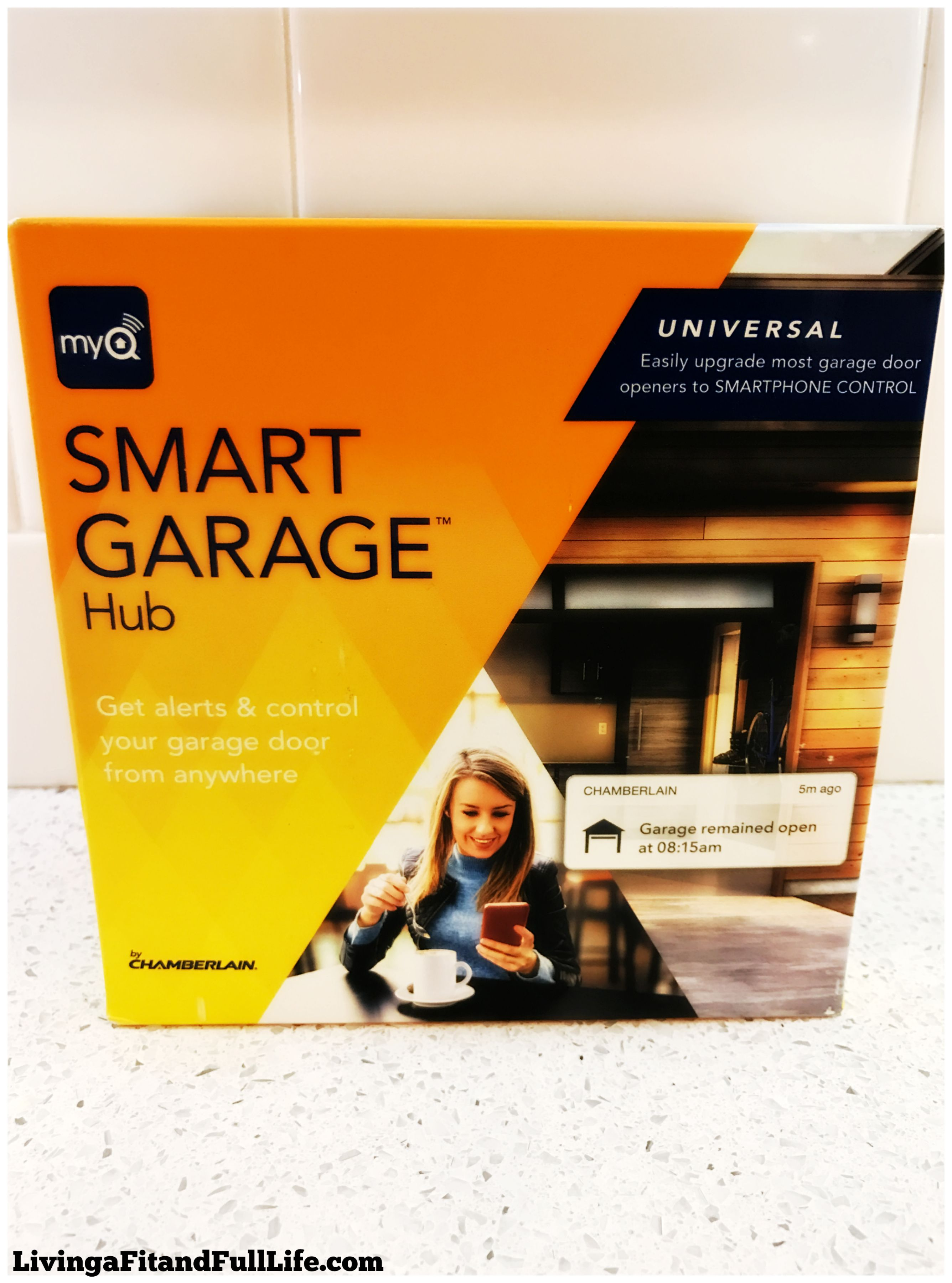 Make Home Access Easier With Chamberlain S Myq Smart Garage Hub Vdgg Garage Smart Chamberlain