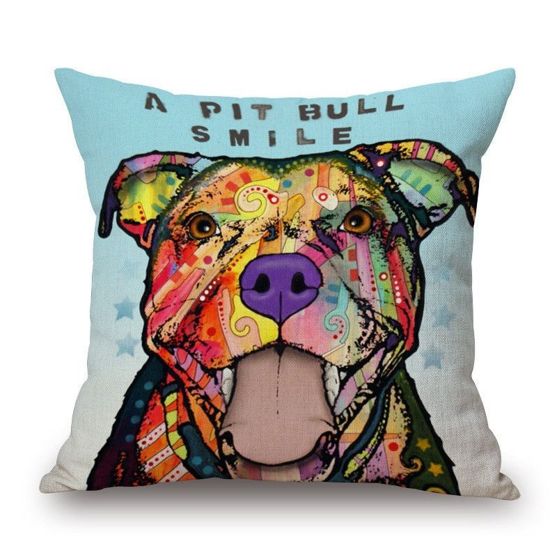 Dog Series Pillow Covers - 20 Varieties