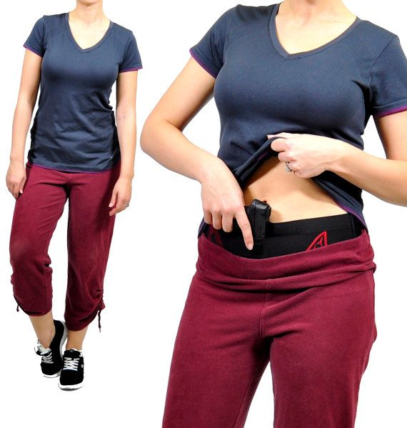The Big SheBang Holster was designed for Police Women and other ladies who carry full-sized weapons. The Big SheBang is a bigger, roomier