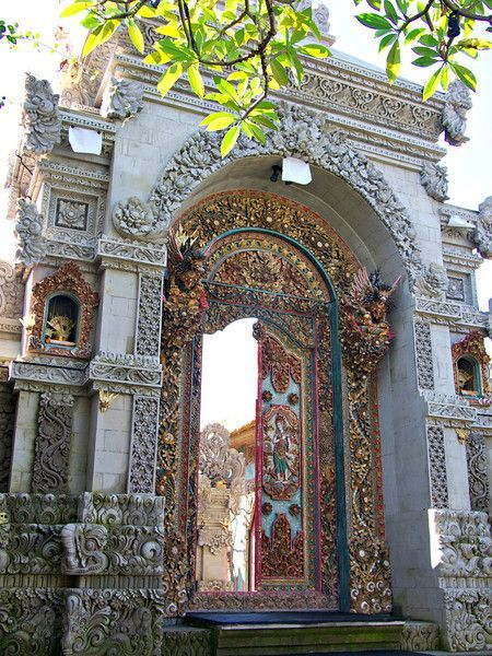 The Temples of Bali - From Shores to Skylines