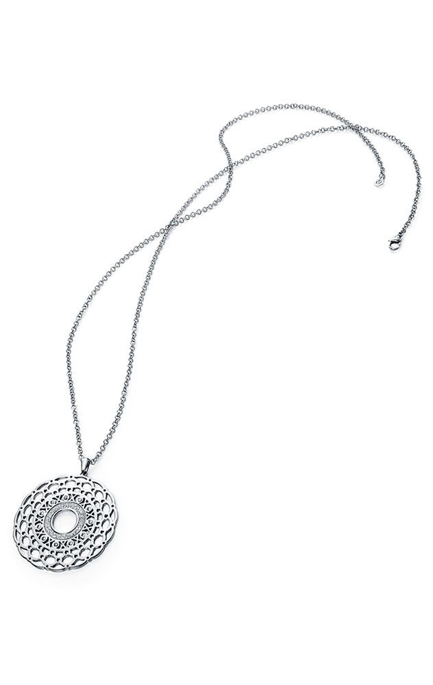 edcacf511229 Collar Viceroy acero mujer 80002C11000