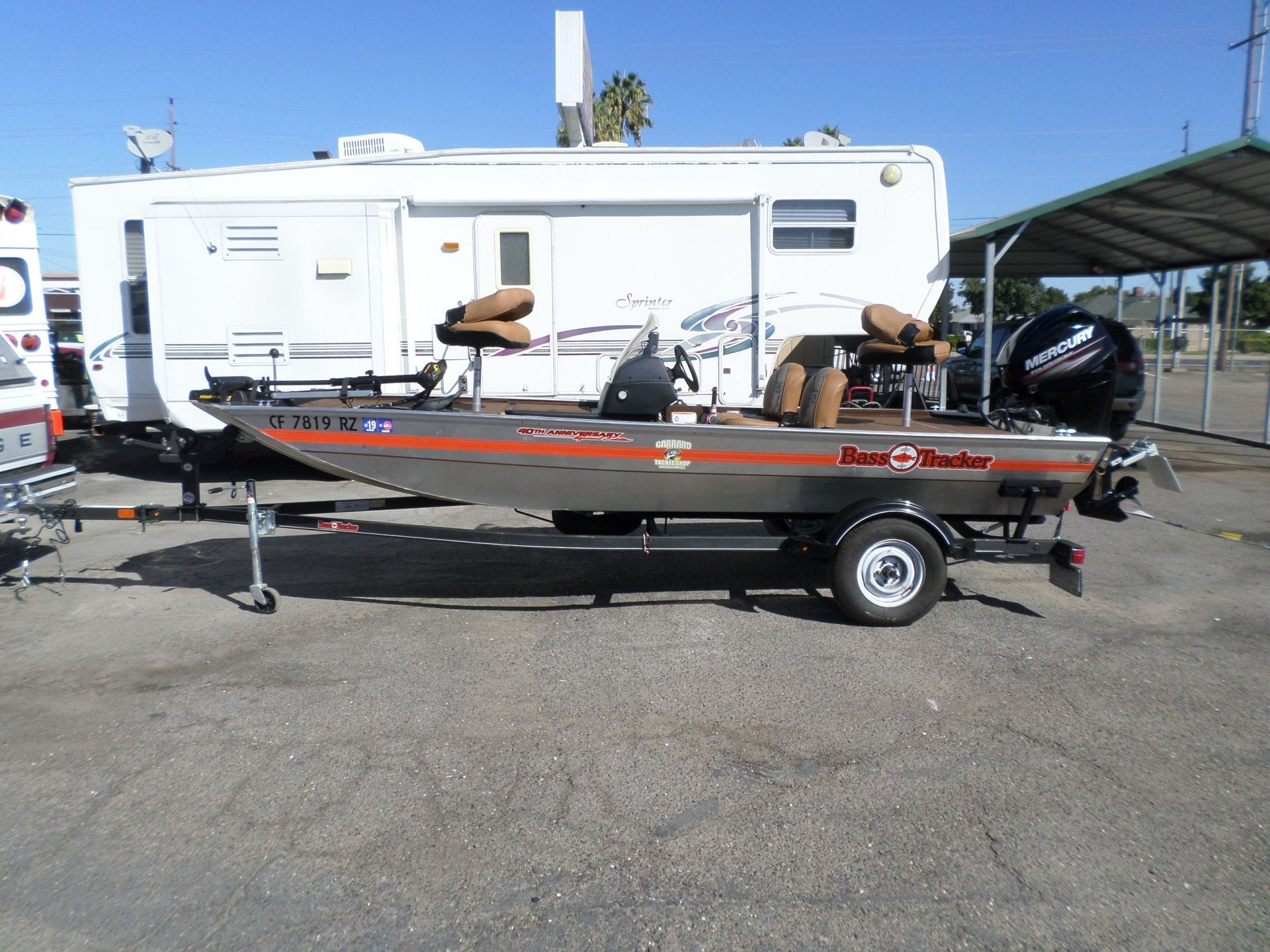 Boat for sale: 2018 Tracker Bass Tracker 40th Anniversary Heritage