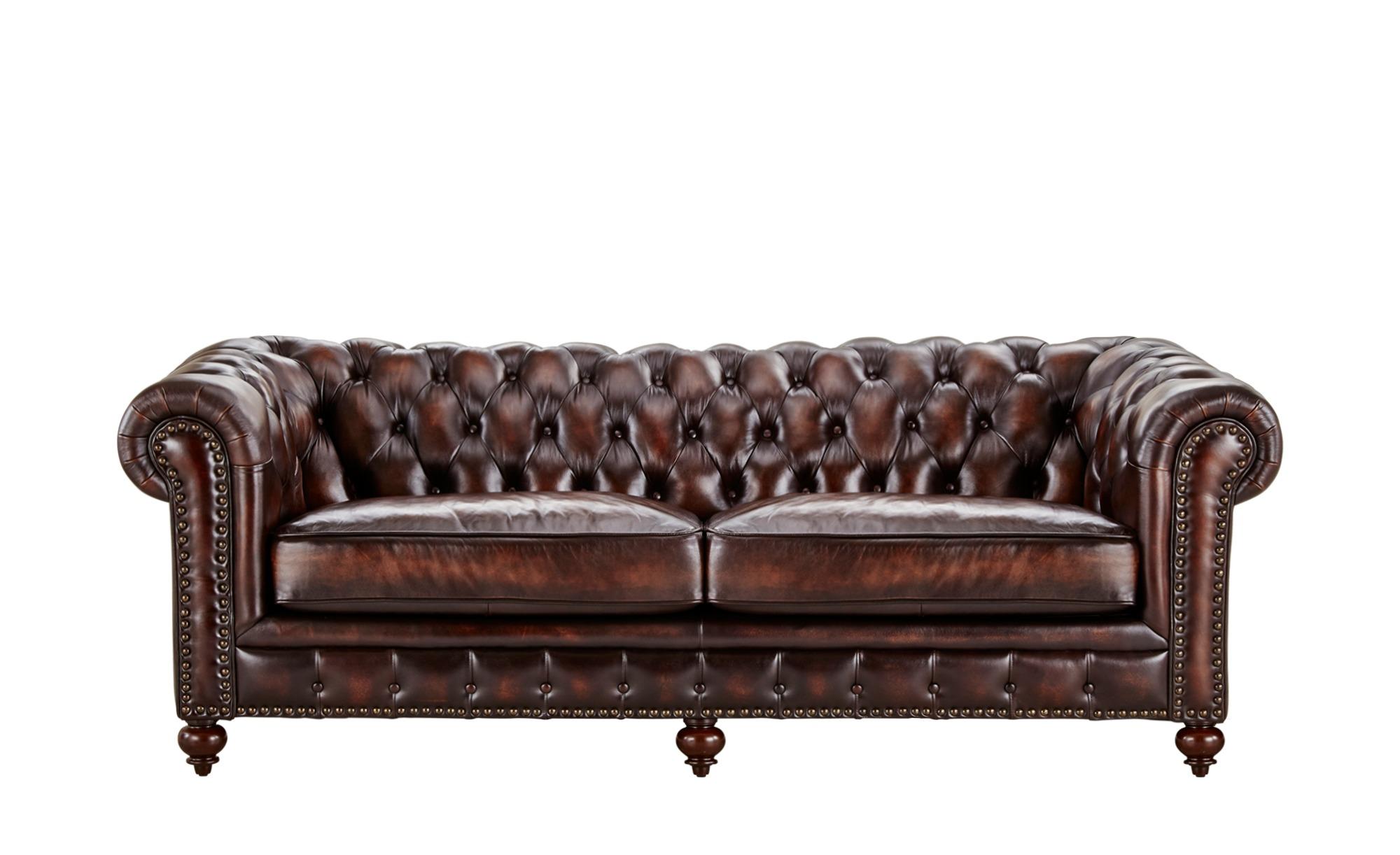 Verführerisch Couch Echtleder Ideen Von Chesterfield Sofa