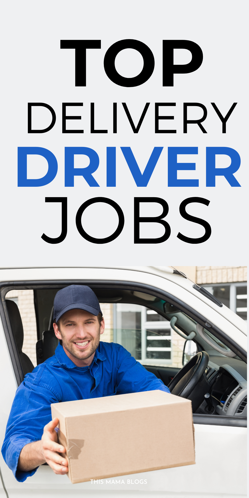Top Delivery Driver Jobs Near Me 25 Hour In 2020 Delivery Driver Jobs Delivery Driver Job