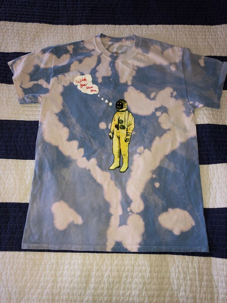 73d63e3899f7 Travis Scott Astroworld Wish You Were Here No Bystanders Tour Shirt Size  Small #fashion #