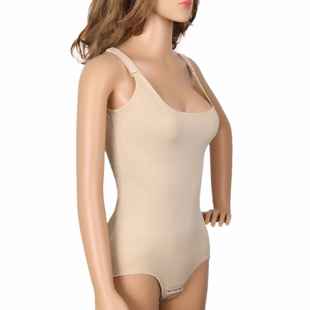 b120b09442 1PC Sexy Lady Women Breathable Waist Trainer Breathable Corset Cincher  Shapewear Bodysuit American Styles Full Body Shapewear