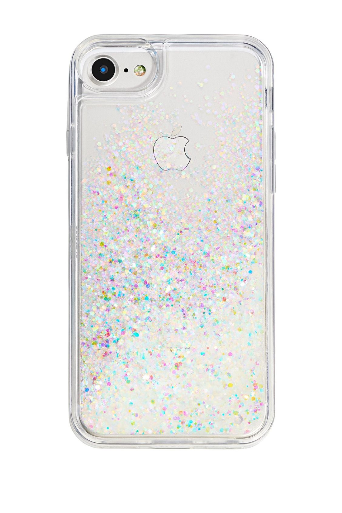 reputable site c7b70 0f087 This shimmering water case is a glitter lovers dream. Glitter floats ...