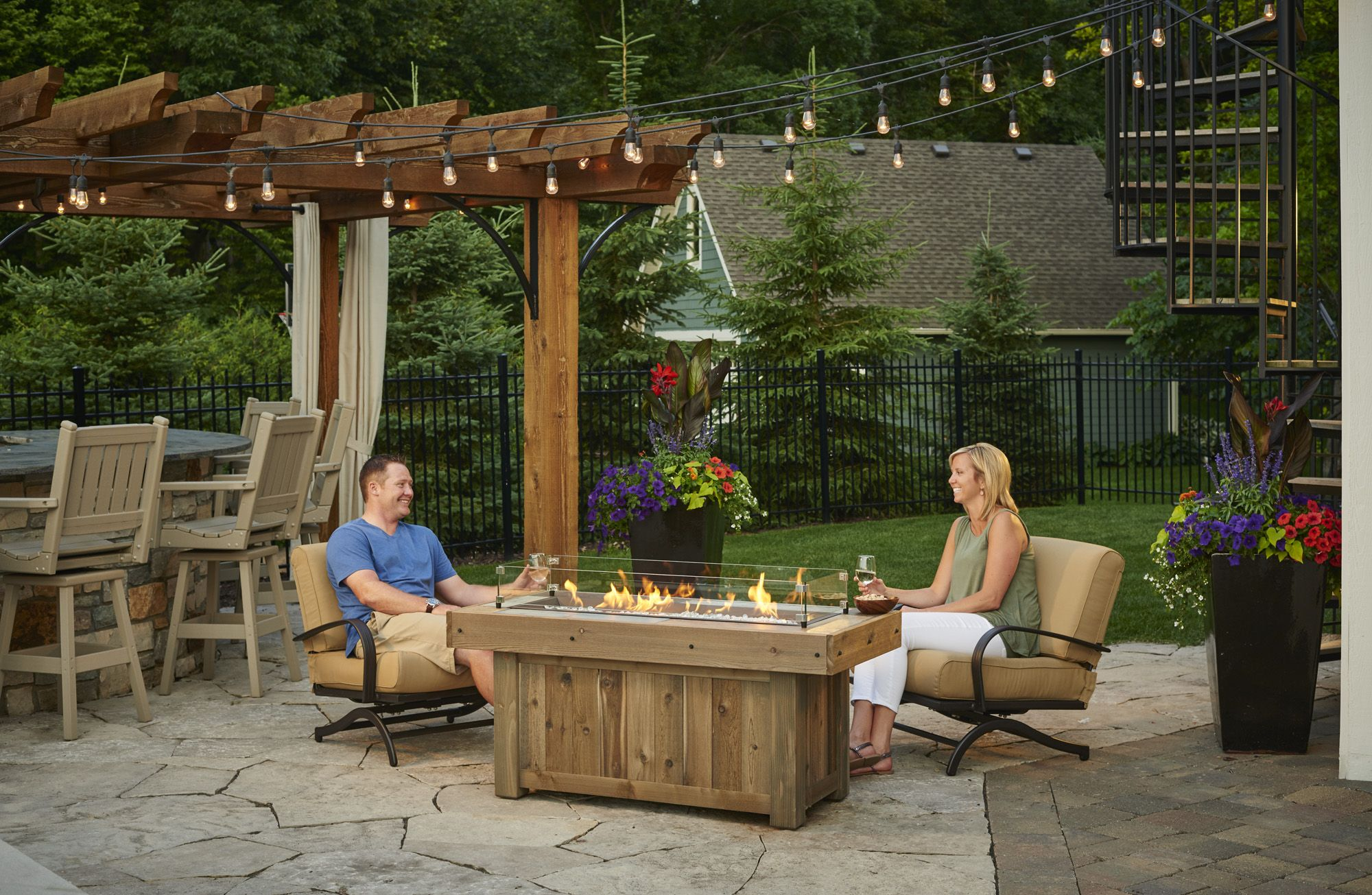 pin by rettinger fireplace systems on fire pits pinterest cozy