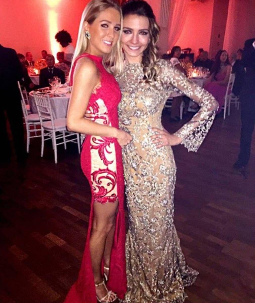 Vestido Fabulous Agilita Vermelho Vestido De Festa