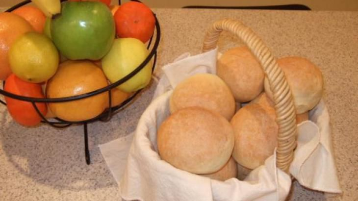 Prize-Winning Crusty Rolls (bread Machine Dough Cycle ...