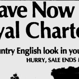 Eugene Register-Guard - Google News Archive Search [Ethan Allen Charter Oak furniture]