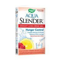 Nature's Way Aqua SlenderTM Lemon-Berry Drink Mix 10 Pkts ( Multi-Pack)